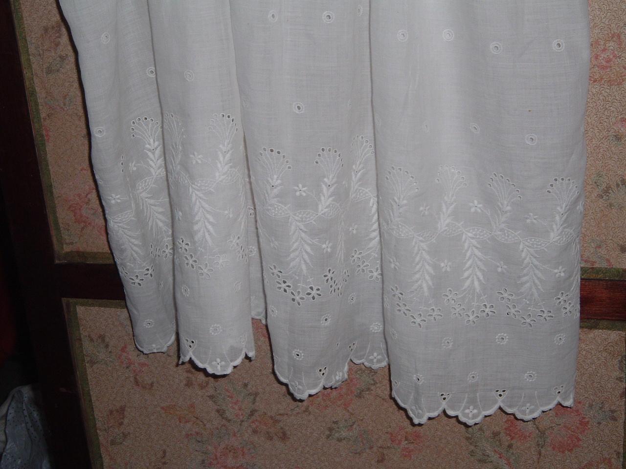 nightdress detail
