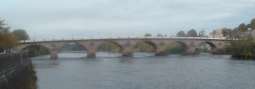 Bridge over Tay at Perth