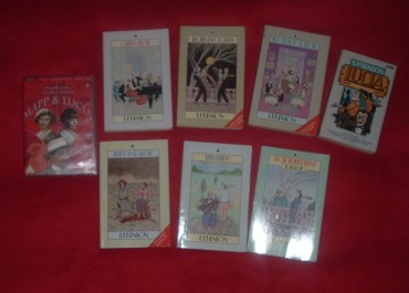Mapp And Lucia book covers